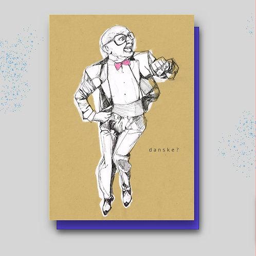 postkaart danske
