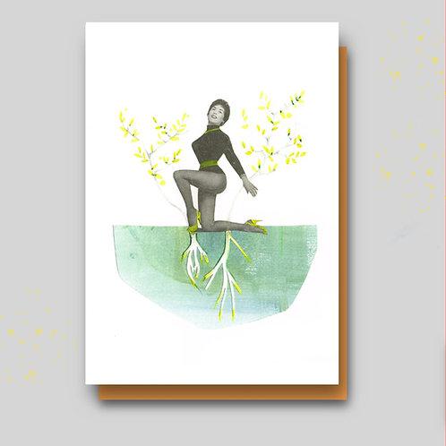 Postkaart natuur