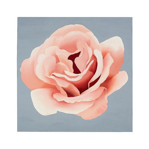 Pink and Grey Original Painting