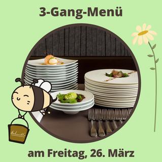 Menüs zum Abholen im Schwesterrestaurant Schmidt's