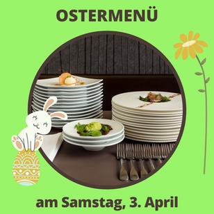 OSTERMENÜ im Schwesterrestaurant Schmidt's - zum Abholen