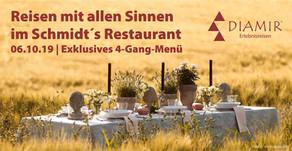 Kulinarische Reise bei den Globetrottertagen Dresden am 06.10.2019 um 12:00 Uhr