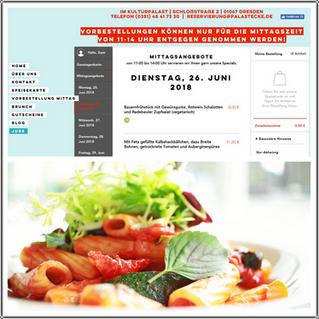 Optimale Planung Ihres Business Lunches jetzt möglich