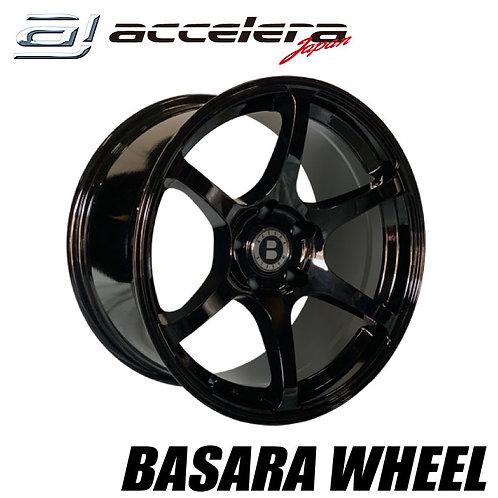 BASARA WHEELS   17×9J 5H114.3