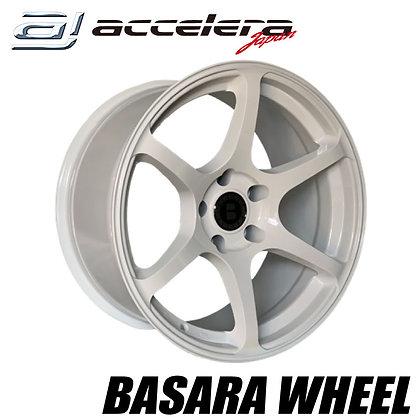 BASARA WHEELS 18×10.5J 5H114.3