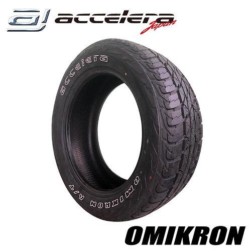 OMIKRON A/T 265/65R17 112T(ホワイトレター)