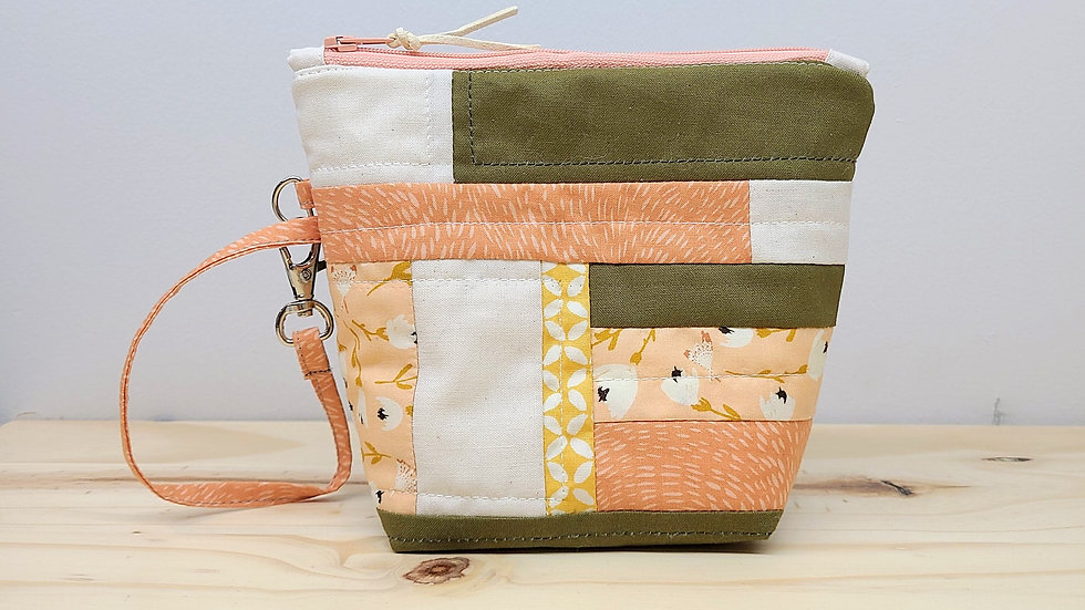 Farmhouse Quilted Bag