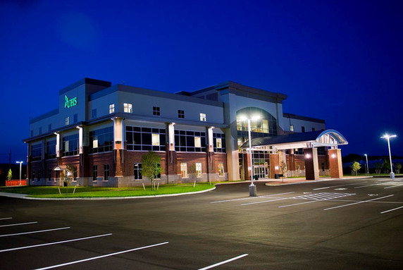 Vestal Extension Clinic, United Health Services, Vestal, NY