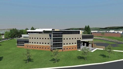 SMART Energy Building, SUNY Binghamton, Binghamton, NY