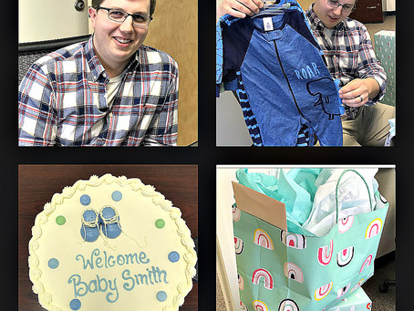 Baby Smith Is Almost Here!