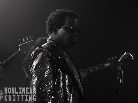 Lee Fields, Shoot at NLK Studio
