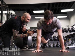 Workout with Hal Miller
