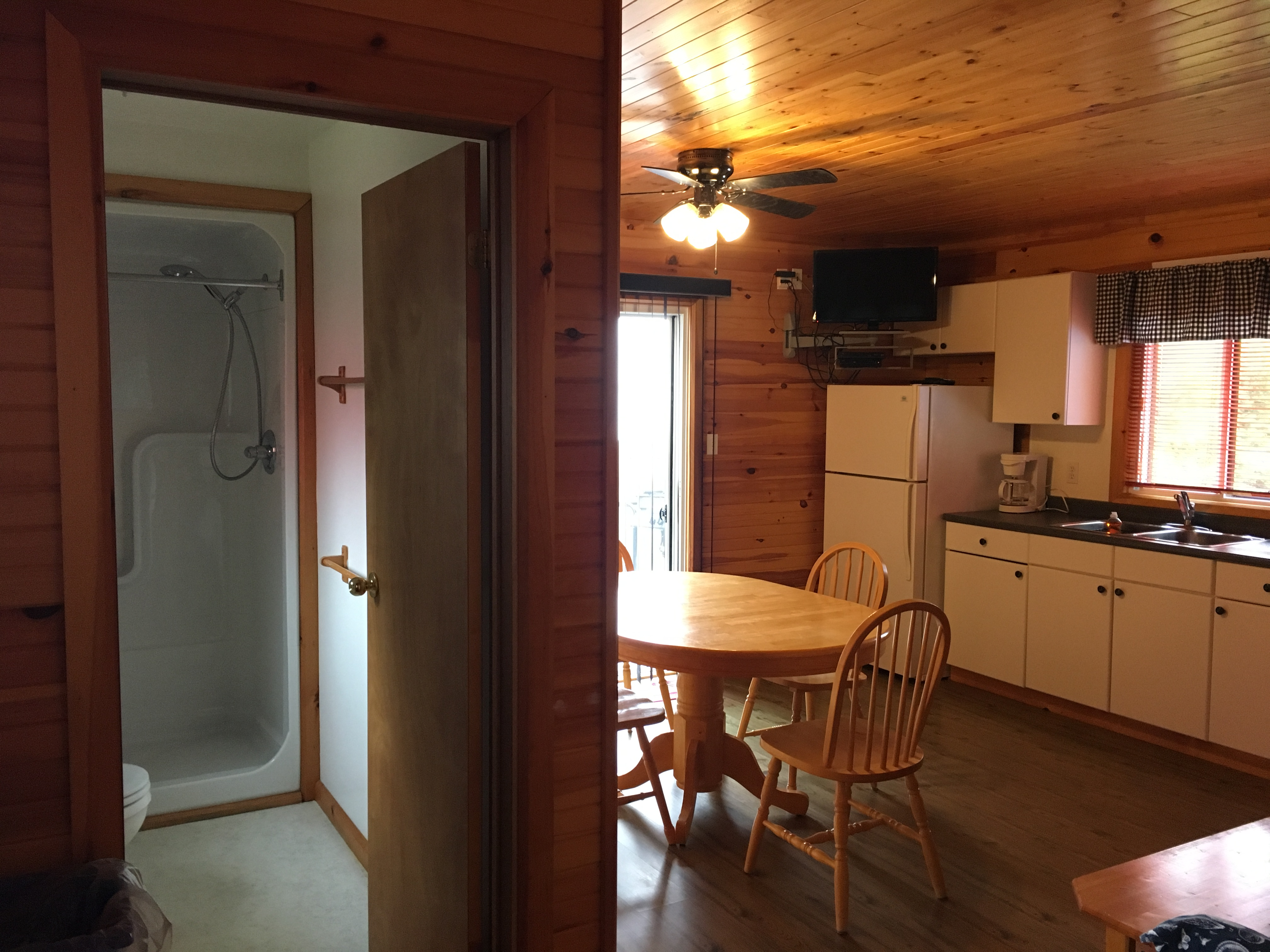 Kitchen, Chalet #4
