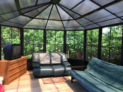 Sun Room (luxury tent)