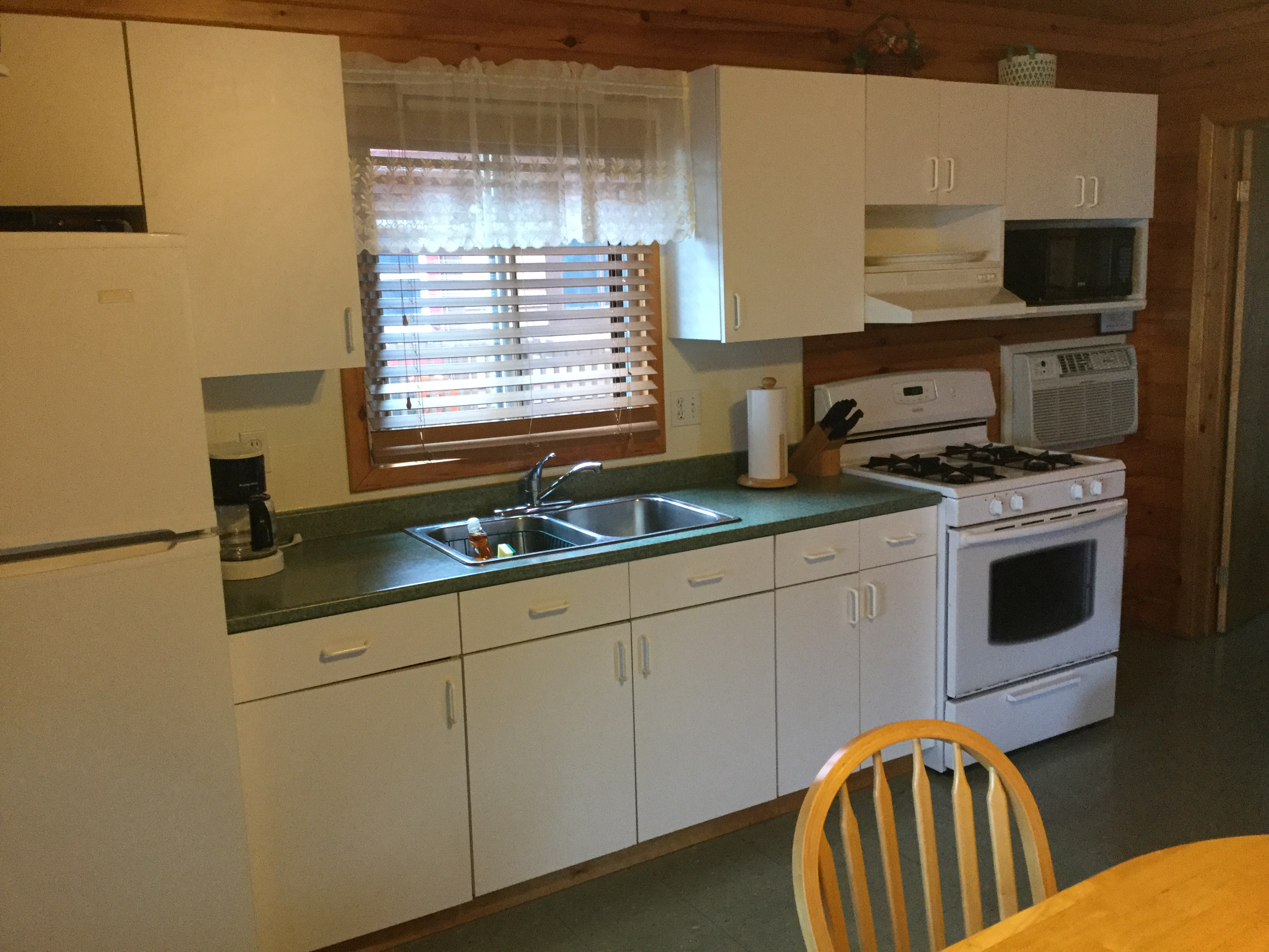 Kitchen, Cottage #3