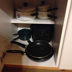 Pots, Pans etc.