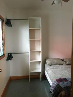 Bedroom, Cottage #3