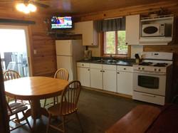 Kitchen/Dining area, Cottage #5
