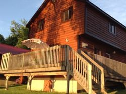 Three bedroom 2 Storey Chalet #1
