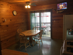 Dining Area, Cottage #3