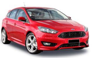 Ford Focus Diesel + Navi