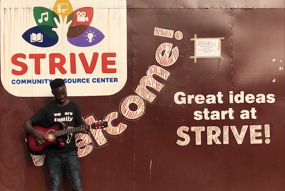 Welcome to STRIVE