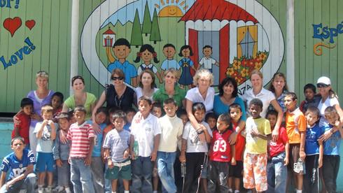Volunteer trip to El Hogar