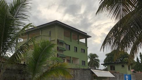UOF Compound Liberia