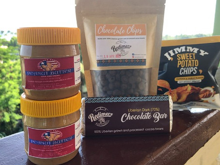More Shelf Space for Liberian Made Products