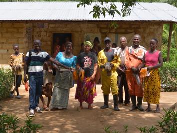 Community beekeeping group