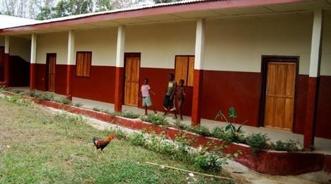 Topoe Town School