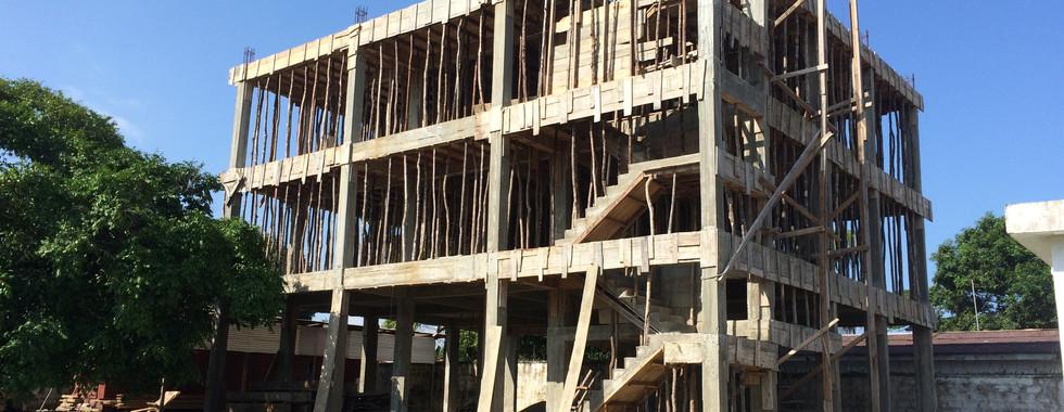 Compound construction