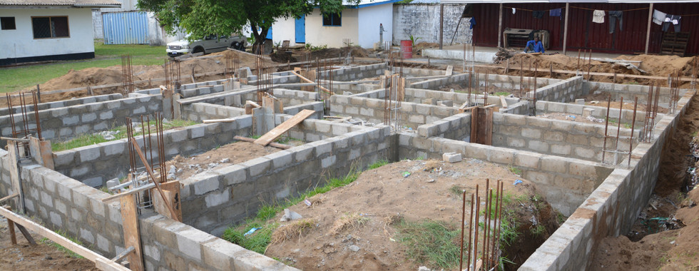 Start of construction of entreprenurship centre and UOF head office in Liberia