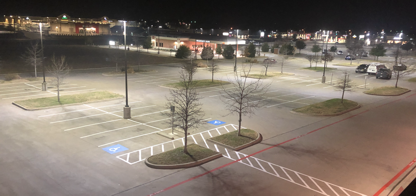 North Texas Shopping Mall