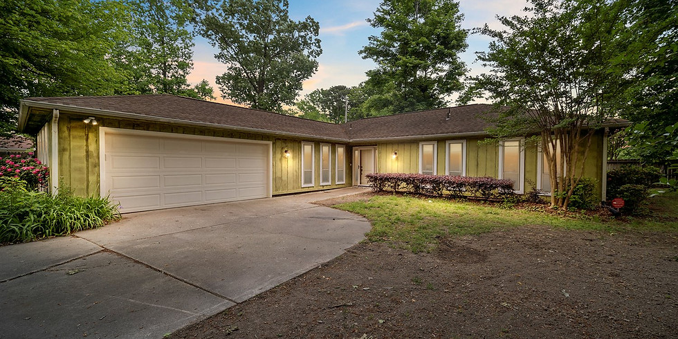 Residential Real Estate Auction