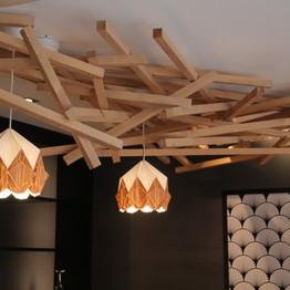La décoration du restaurant - Restaurant Yume Sushi Strasbourg