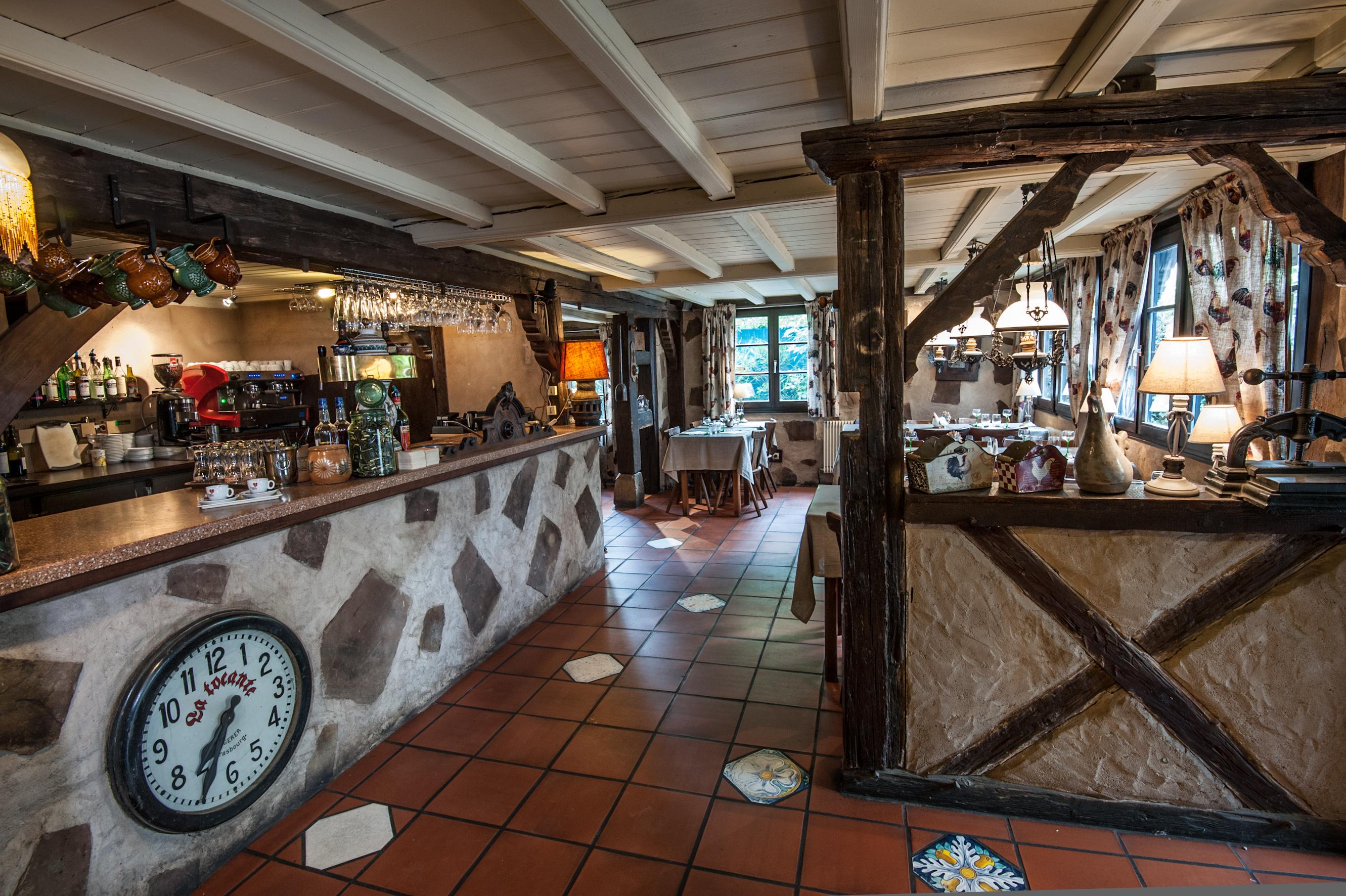 Restaurant La Tocante - Vendenheim