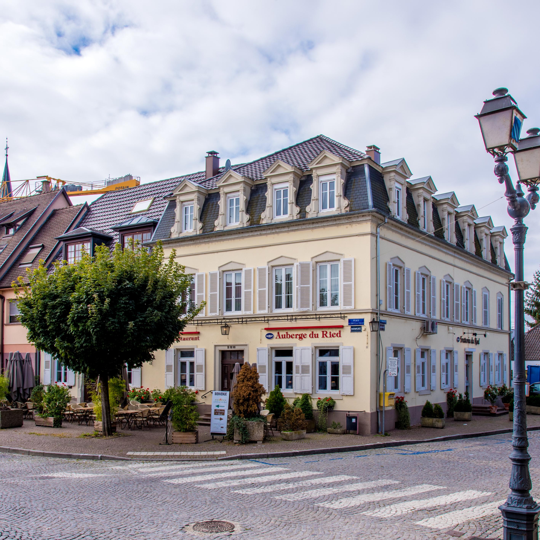Restaurant Erstein Auberge du Ried