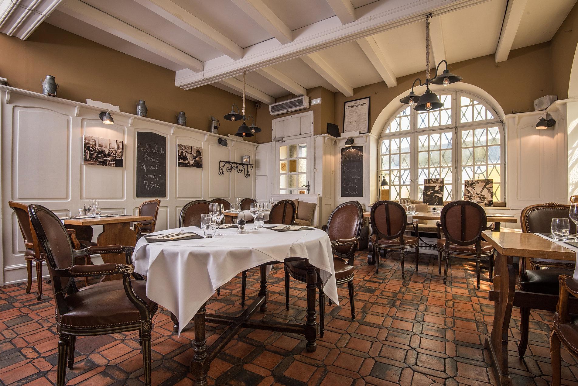 Galerie photos du restaurant le bistrot des copains - La table du bistrot limoges ...