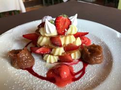 Chou'Heim - Feuillantine aux fraises