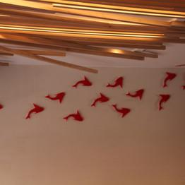 La décoration du restaurant - - Restaurant Yume Sushi Strasbourg