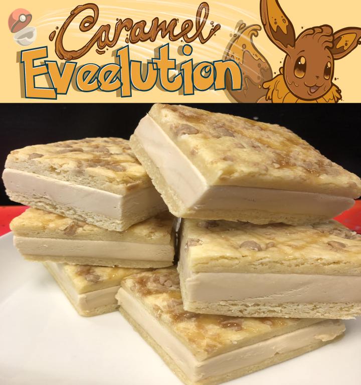 Caramel Eveelution