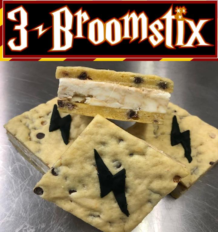 3 Broomstix