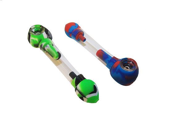 Silcone glass steam roller