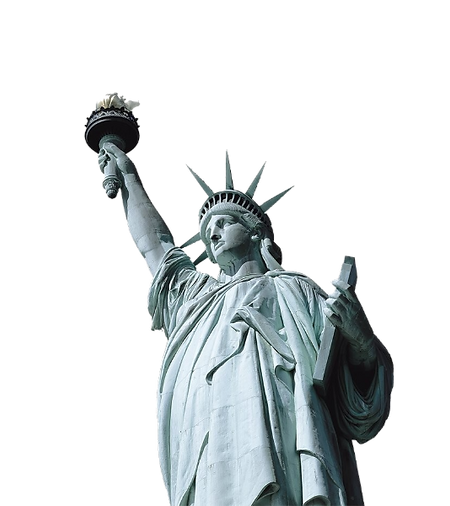 new-york-harbor-statue-stock-photography