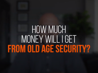 How Much Money Will I Get From Old Age Security (OAS)?