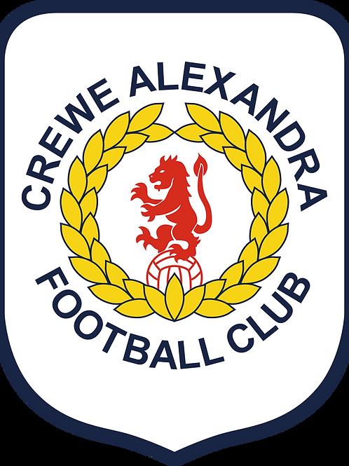 Lead Academy Physiotherapist | Crewe Alexandra | League 1