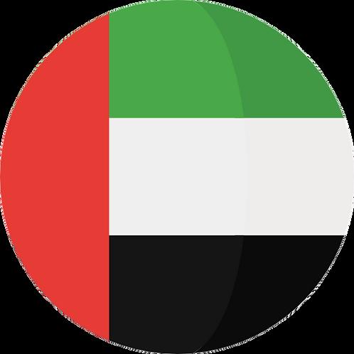 Football coach for academies in Abu Dhabi and Dubai, United Arab Emirates