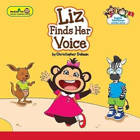 English Surprise storybook