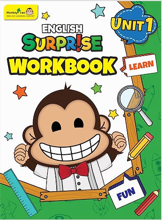 English Surpise Workbook